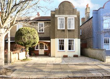 Thumbnail 4 bedroom semi-detached house for sale in Leinster Avenue, East Sheen