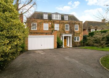 Thumbnail 6 bedroom detached house for sale in Curzon Avenue, Beaconsfield