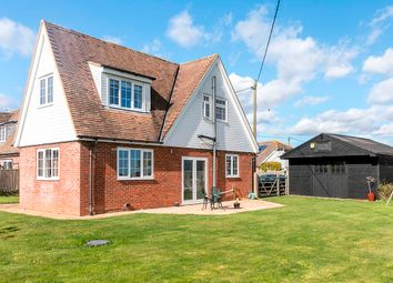 4 bed semi-detached house for sale in North Street, Sheldwich, Faversham ME13