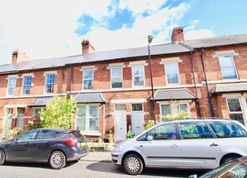 Thumbnail 4 bedroom terraced house for sale in Sidney Grove, Newcastle Upon Tyne