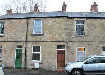 Thumbnail 2 bedroom terraced house for sale in Garden Terrace, Hexham