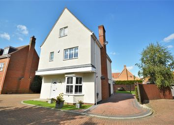 Quilberry Drive, Braintree CM77. 5 bed detached house