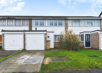 Thumbnail 3 bed end terrace house for sale in Hanwood Close, Woodley, Reading