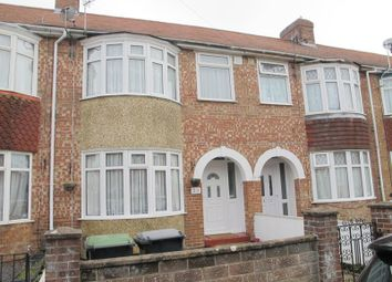Thumbnail 3 bed terraced house to rent in Bramber Road, Gosport