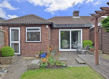 Thumbnail 3 bed semi-detached bungalow for sale in Meadowbank Road, Fareham, Hampshire