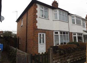 Thumbnail 3 bed semi-detached house for sale in Middle Avenue, Loughborough, Leicestershire
