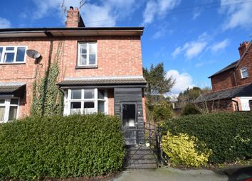 Thumbnail 2 bed semi-detached house for sale in Wrexham Road, Whitchurch