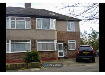 Thumbnail 3 bed maisonette to rent in Walden Way, Ilford