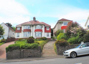 Thumbnail 4 bed semi-detached house to rent in Parc Wern Road, Swansea