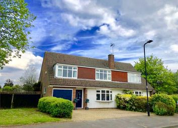 Thumbnail 5 bed semi-detached house for sale in Thames Road, Langley, Berkshire