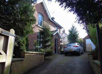 Thumbnail 3 bed town house to rent in Windmill Hill Lane, Derby