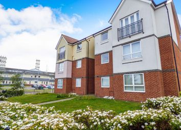 Thumbnail 2 bed flat to rent in Hindmarsh Drive, Ashington