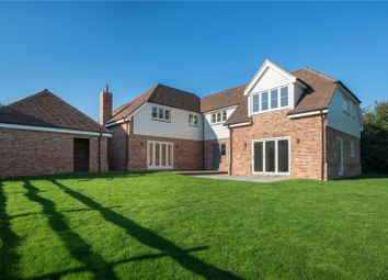 Thumbnail 5 bedroom detached house for sale in Buck Street, Challock, Ashford, Kent