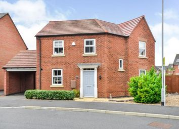 Thumbnail 3 bed detached house for sale in Topaz Crescent, Sutton-In-Ashfield