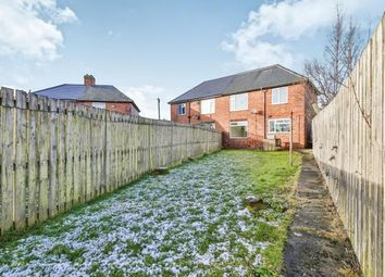 Thumbnail 3 bed semi-detached house for sale in Barnard Avenue, Ludworth, Durham, County Durham