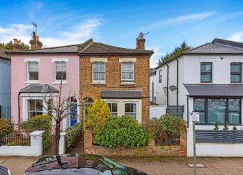Thumbnail 3 bed terraced house for sale in Hartfield Crescent, London