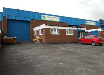 Thumbnail Light industrial to let in Unit C3, Sneyd Hill Industrial Estate, Burslem, Stoke On Trent