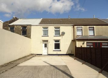 Thumbnail 2 bed terraced house for sale in Aberaman Houses, Aberaman, Aberdare, Mid Glamorgan