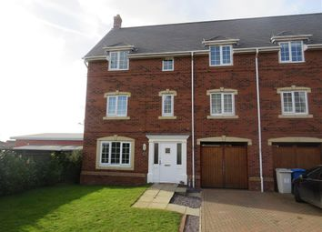 Thumbnail 5 bed town house for sale in Ironwood Avenue, Desborough, Kettering