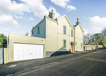 Thumbnail 4 bed semi-detached house for sale in St. Lukes Road North, Torquay