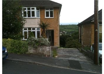 Thumbnail 3 bed semi-detached house to rent in Arundel Road, Bath