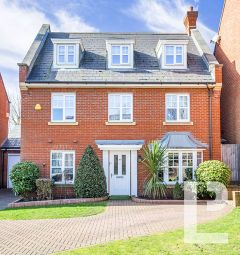 Thumbnail 5 bed property for sale in Hazel Lane, Ilford