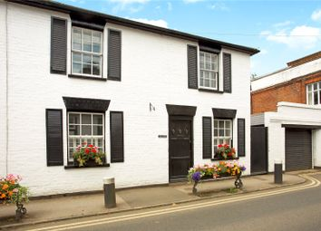 High Street, Bray, Maidenhead, Berkshire SL6. 3 bed end terrace house for sale