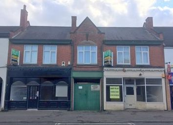 Thumbnail Commercial property for sale in 66-68 New Street, Burton Upon Trent, Staffordshire