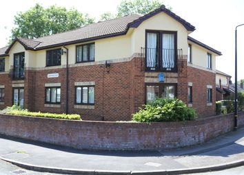 Thumbnail 1 bed flat for sale in Highbury Avenue, Flixton, Manchester