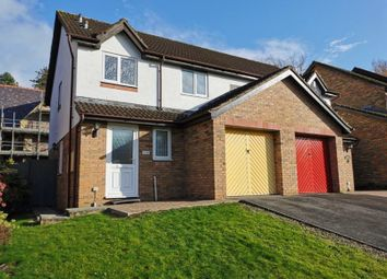 Thumbnail 3 bed semi-detached house for sale in Gavenny Way, Abergavenny