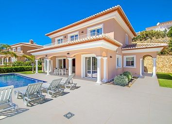 Thumbnail 4 bed villa for sale in Moraira, Valencia, Spain