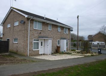 Thumbnail 1 bed town house to rent in Churchill Avenue, Brigg