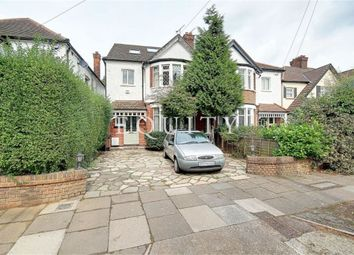 Thumbnail 4 bed semi-detached house for sale in Summerhill Grove, Enfield
