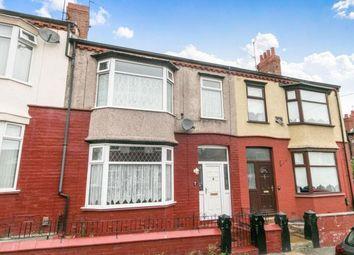 4 bed terraced house for sale in Parkhill Road, Birkenhead, Merseyside CH42