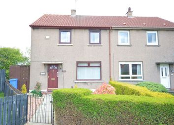 Thumbnail 2 bed semi-detached house for sale in Cramond Gardens, Kirkcaldy