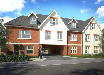 Thumbnail 2 bed flat for sale in New Haw Road, Addlestone, Surrey