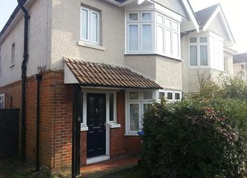 Thumbnail 4 bed property to rent in Merton Road, Southampton