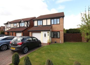 Thumbnail 3 bedroom detached house for sale in Queensbury Drive, North Walbottle, Newcastle Upon Tyne