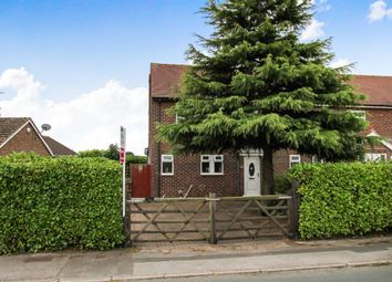 Thumbnail 3 bed semi-detached house for sale in Park Road, Barlow, Selby