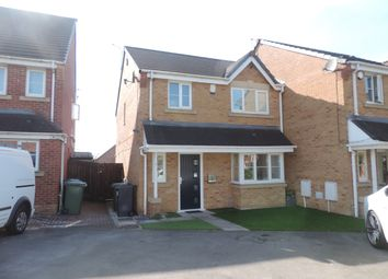 Thumbnail 3 bed semi-detached house for sale in Hansby Close, Royton, Oldham