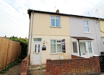 Thumbnail 3 bed end terrace house for sale in Crescent Road, Erith, Kent