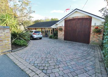 Thumbnail 3 bed detached bungalow for sale in Kimberley Road, Benfleet