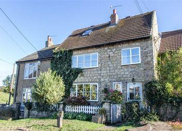 Thumbnail 4 bed terraced house for sale in The Green, Brafferton, Darlington