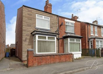 Thumbnail 2 bed semi-detached house for sale in Murray Street, Mansfield