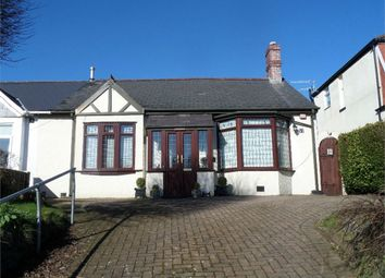 Thumbnail 2 bed semi-detached bungalow for sale in Usk Road, Pontypool