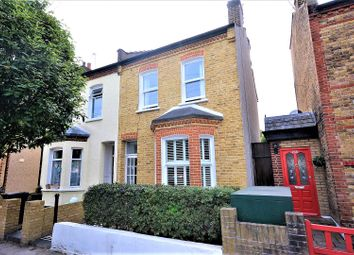 Thumbnail 4 bed semi-detached house for sale in Courtney Road, Colliers Wood, London