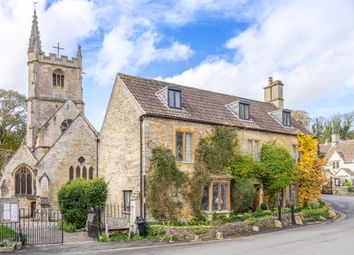 Thumbnail 4 bed detached house for sale in Market Place, Castle Combe, Chippenham