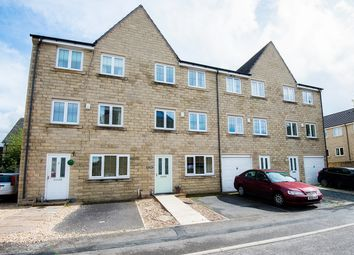 Thumbnail 4 bed terraced house for sale in Birkhead Close, Kirkburton, Huddersfield