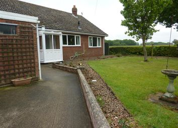 Thumbnail 4 bedroom bungalow to rent in Ingham, Norwich