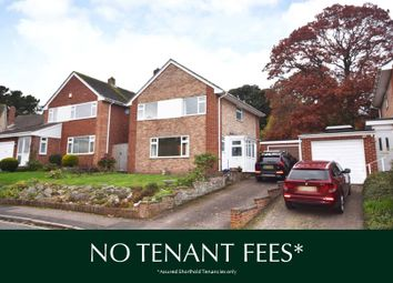 4 bed detached house to rent in Sherwood Close, Heavitree, Exeter EX2